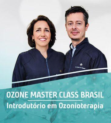 3° Ozone Master Class Brasil -INTRODUTÓRIO EM OZONIOTERAPIA