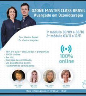 2º Módulo 4o Ozone Master Class