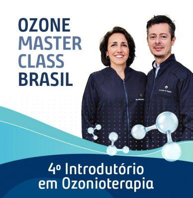 4º Ozone Master Class Brasil Introdutório
