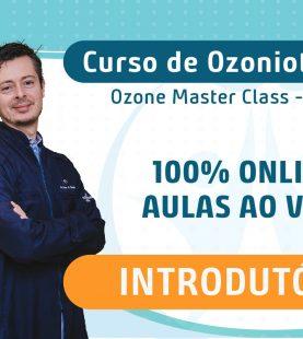 Ozone Master Class Brasil Introdutório – 5ª Turma