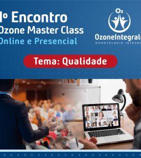 1º Encontro Ozone Master Class